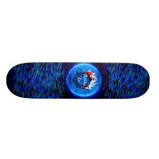 非常に熱い氷 カスタムスケートボード