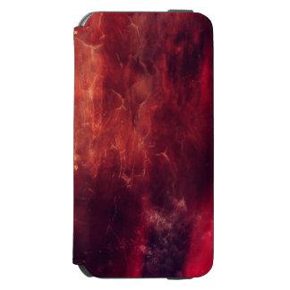 非常に熱い火のデザイン INCIPIO WATSON™ iPhone 5 財布型ケース
