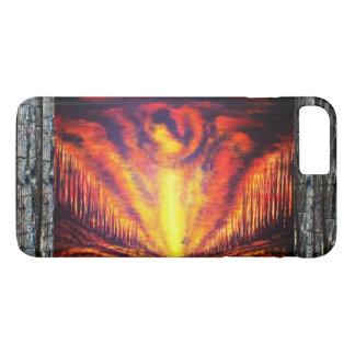 非常に熱い空 iPhone 8 PLUS/7 PLUSケース