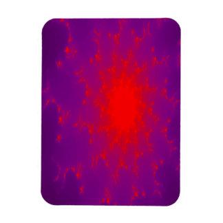 非常に熱い銀河系の磁石 マグネット