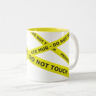 非常に私用マグ ツートーンマグカップ