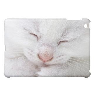 非常に若い白の極度な終わり iPad MINIケース