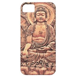 非常に詳しい銅の仏 iPhone SE/5/5s ケース