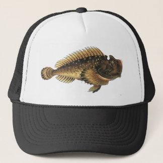 非常に醜い魚 キャップ