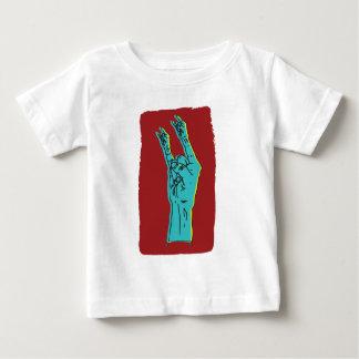 非常に金属 ベビーTシャツ