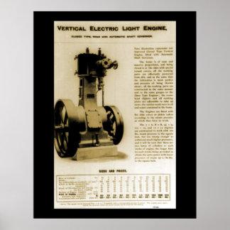非常にOld Engineering Companyポスター ポスター