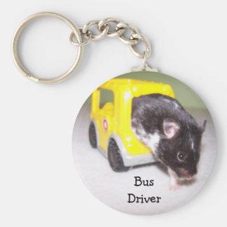 非常口ノアのバス運転手 キーホルダー