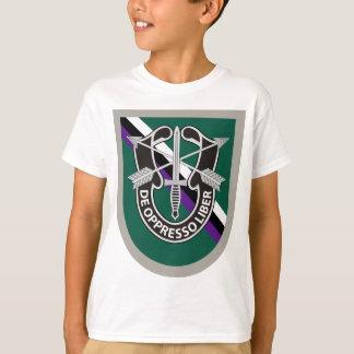 非特別な力の特殊部隊の人員 Tシャツ