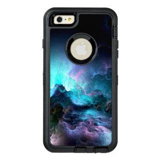 非現実的な嵐の海 オッターボックスディフェンダーiPhoneケース