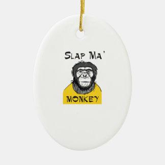 非難ma猿 セラミックオーナメント
