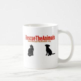 非apperal動物を救助して下さい コーヒーマグカップ