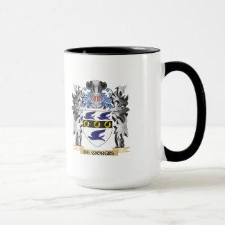 非Giorgis紋章付き外衣-家紋 マグカップ