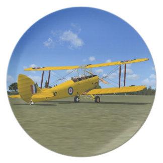 非Havillandヒトリガのプレート プレート