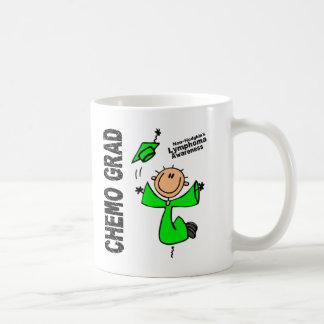 非Hodgkinsリンパ腫CHEMOの卒業生1 コーヒーマグカップ