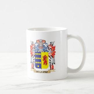 非Laパの紋章付き外衣-家紋 コーヒーマグカップ