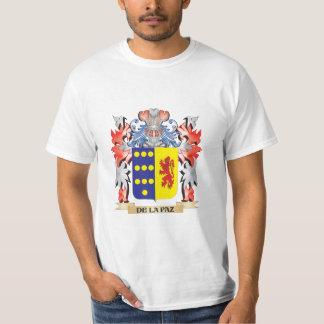 非Laパの紋章付き外衣-家紋 Tシャツ
