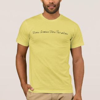 非Quam Paratus尼僧(決してnot preprared) Tシャツ
