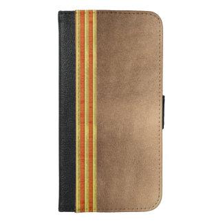 革およびスエードはウォレットケースを好みます iPhone 6/6S PLUS ウォレットケース