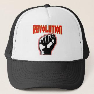 革命のトラック運転手の帽子 キャップ
