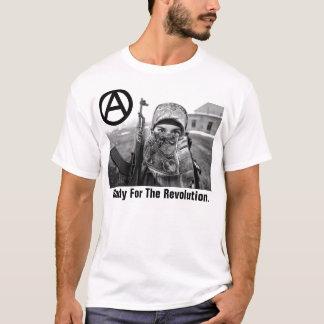 革命のTシャツの用意して下さい Tシャツ