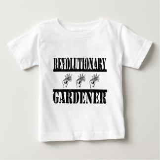 革命的な庭師 ベビーTシャツ