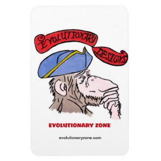 革命的な考えるな猿 マグネット