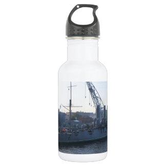 革命的な軍艦のオーロラ ウォーターボトル