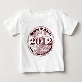 革命 ベビーTシャツ