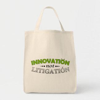 革新ない訴訟のバッグ トートバッグ