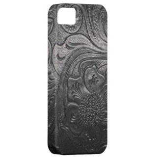 革用具のプリントパターンiPhone 5 iPhone SE/5/5s ケース