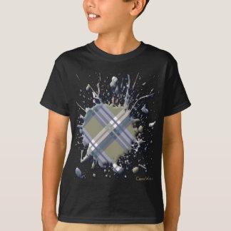 革質の賢人及び灰色の点検 Tシャツ