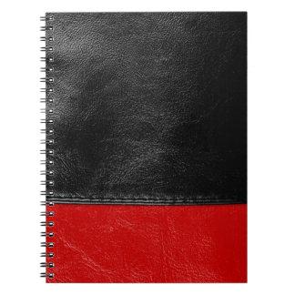 革 ノートブック