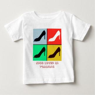 靴の恋人 ベビーTシャツ