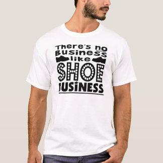 靴ビジネス Tシャツ