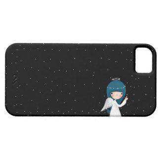 韓国の天使のiphoneの場合 iPhone SE/5/5s ケース