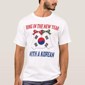 韓国の新年 Tシャツ