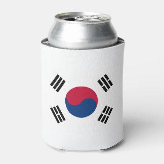 韓国の旗 缶クーラー