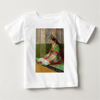 韓国の花嫁 ベビーTシャツ