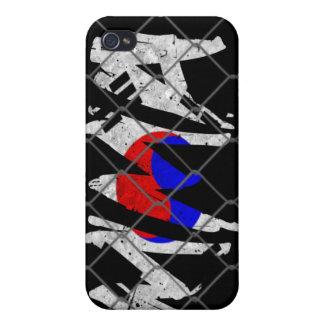 韓国MMA 4GのiPhoneの場合 iPhone 4 ケース