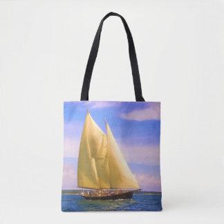 音の航海 トートバッグ