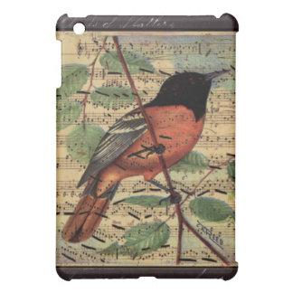 音楽のヴィンテージオリオールズ iPad MINI CASE