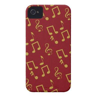 音楽はブラックベリーはっきりしたなCase mateにやっとそこに注意します Case-Mate iPhone 4 ケース