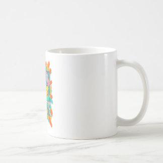 音楽は生命です コーヒーマグカップ