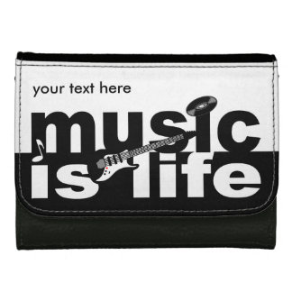 音楽は生命カスタムの札入れです