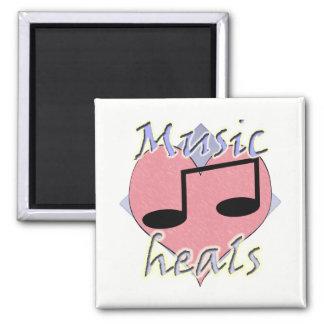 音楽は直ります マグネット