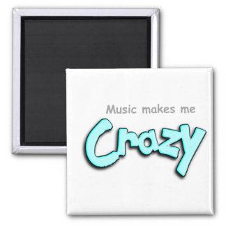 音楽は私を熱狂するにさせます マグネット