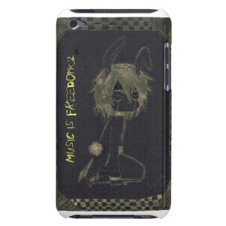 音楽は自由です Case-Mate iPod TOUCH ケース