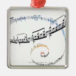 音楽はFanataisieに基づいています メタルオーナメント
