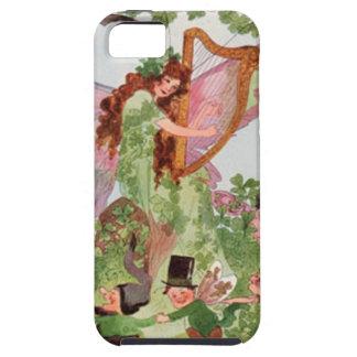 音楽を遊ぶ音楽妖精の国 iPhone SE/5/5s ケース