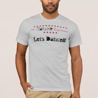 音楽エンジン(Starluckie) Tシャツ